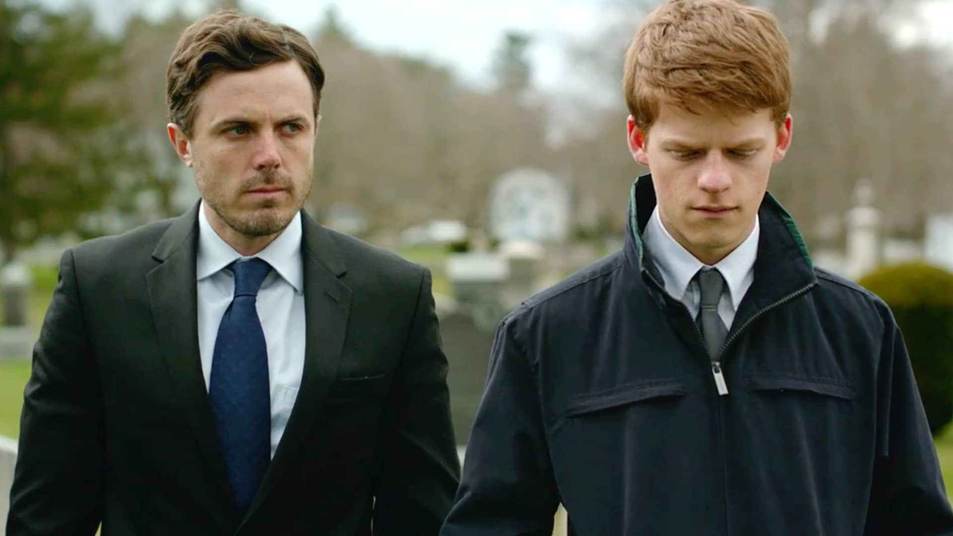 Manchester by the Sea, flashbacks