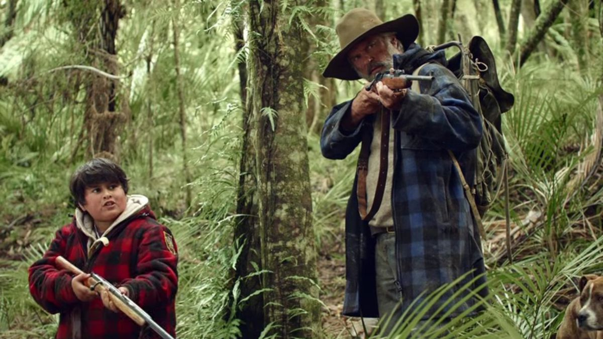 Ricky Baker, Hunt for the Wilderpeople