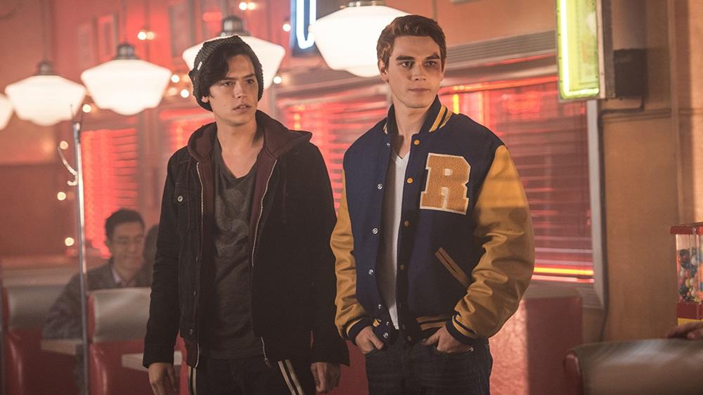 Riverdale - teenage characters