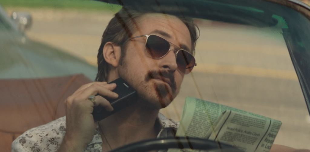Holland March (Ryan Gosling), The Nice Guys