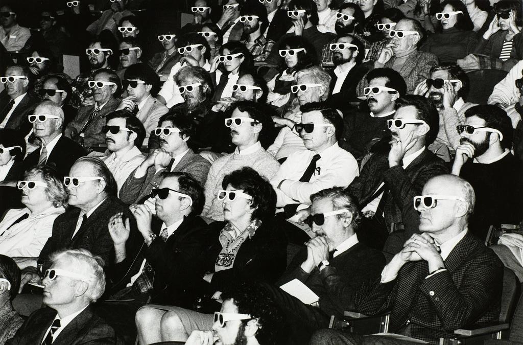 3D audience, cinema experience