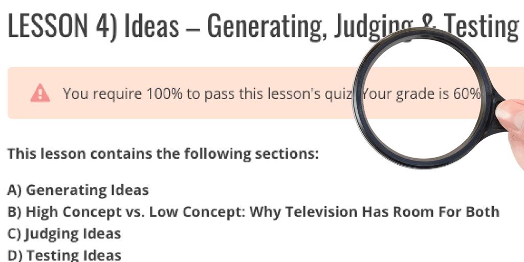 Screenshot Quiz Image