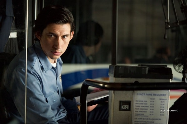 Adam Driver, Paterson, low stakes