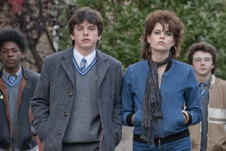 Cosmo Lawlor in Sing Street