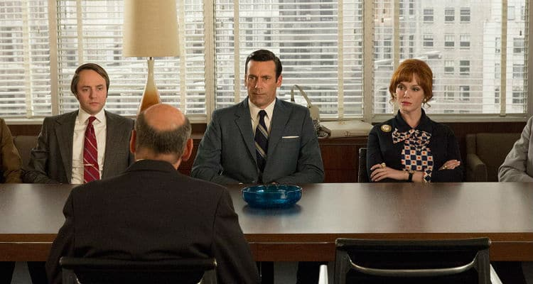 Mad Men - Mine History & the Real World for Your Next TV Script