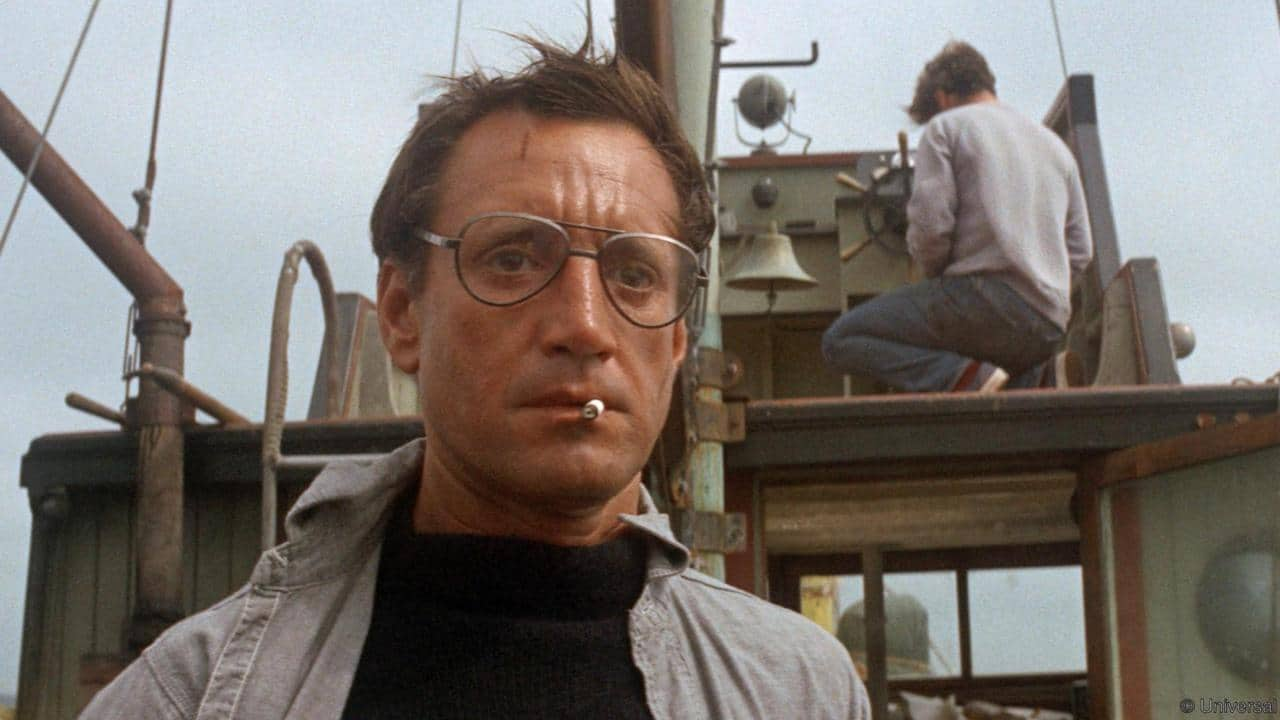 Martin Brody in Jaws