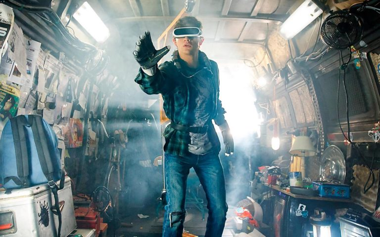 escalating stakes in Ready Player One