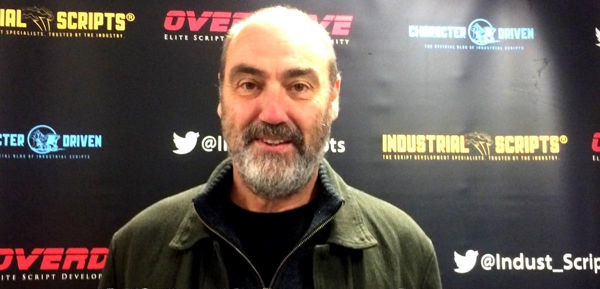 Oliver Parker director Industrial Scripts OVERDRIVE