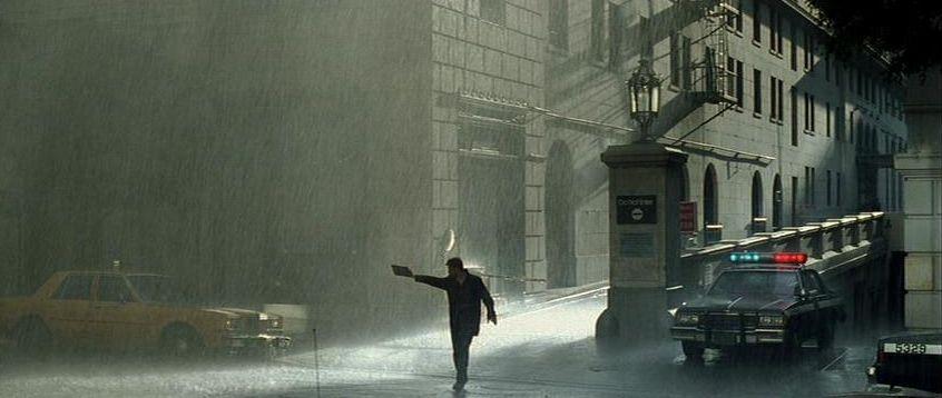 Se7en Seven and atmosphere in screenplays