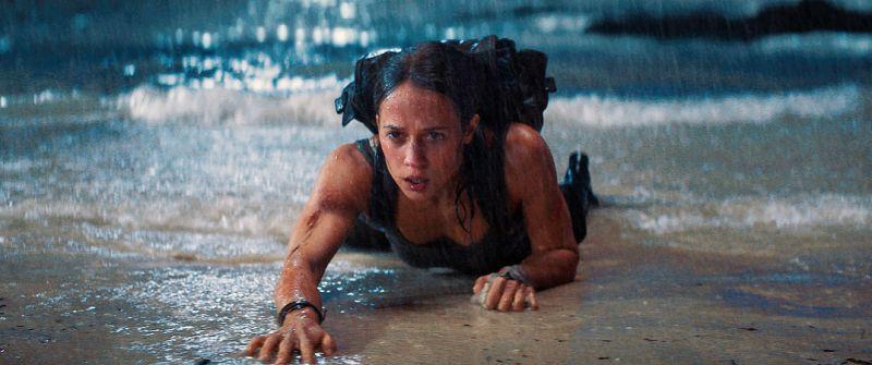 Tomb Raider point of no return