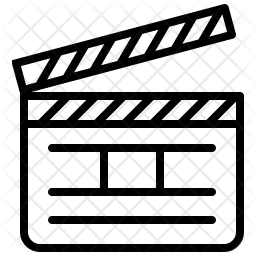 How to pitch a TV Show Clapboard