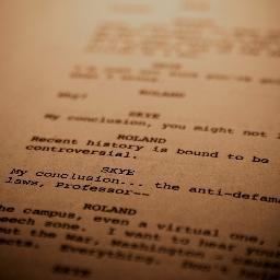 How to pitch a TV Show Script