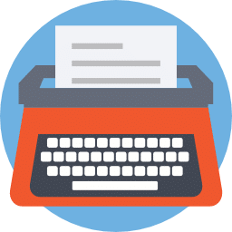 Screenplay Industry-Standard Font - Typewriter. script reading course.