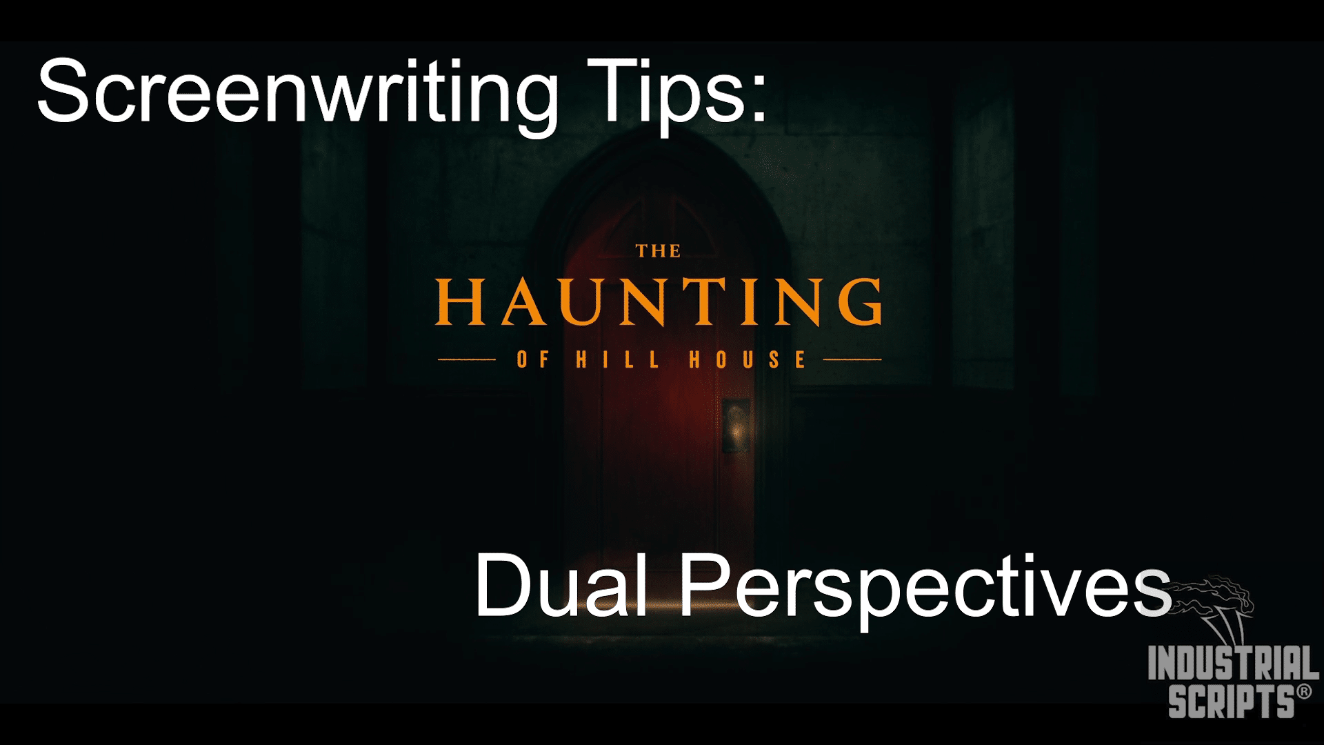 Haunting of Hill House - Dual Perspectives