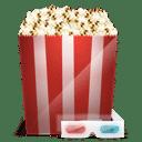 Popcorn. overdrive.