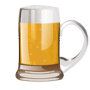 Beer Mug. overdrive.