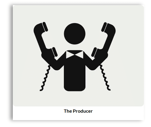 The Producer. overdrive.