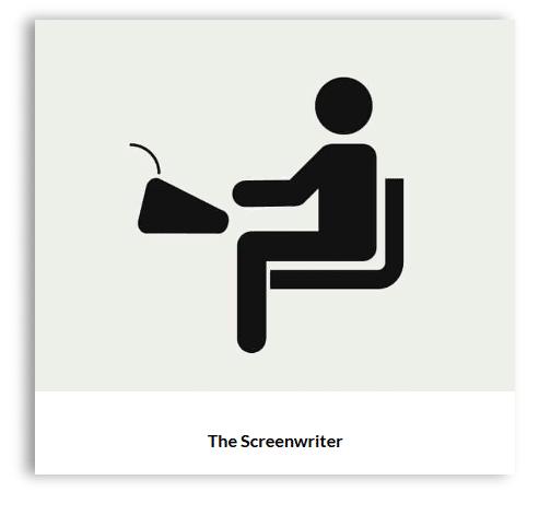 The Screenwriter. overdrive.