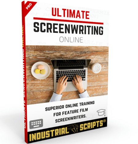 Industrial Scripts Script Coverage: Ultimate Screenwriting Online Training