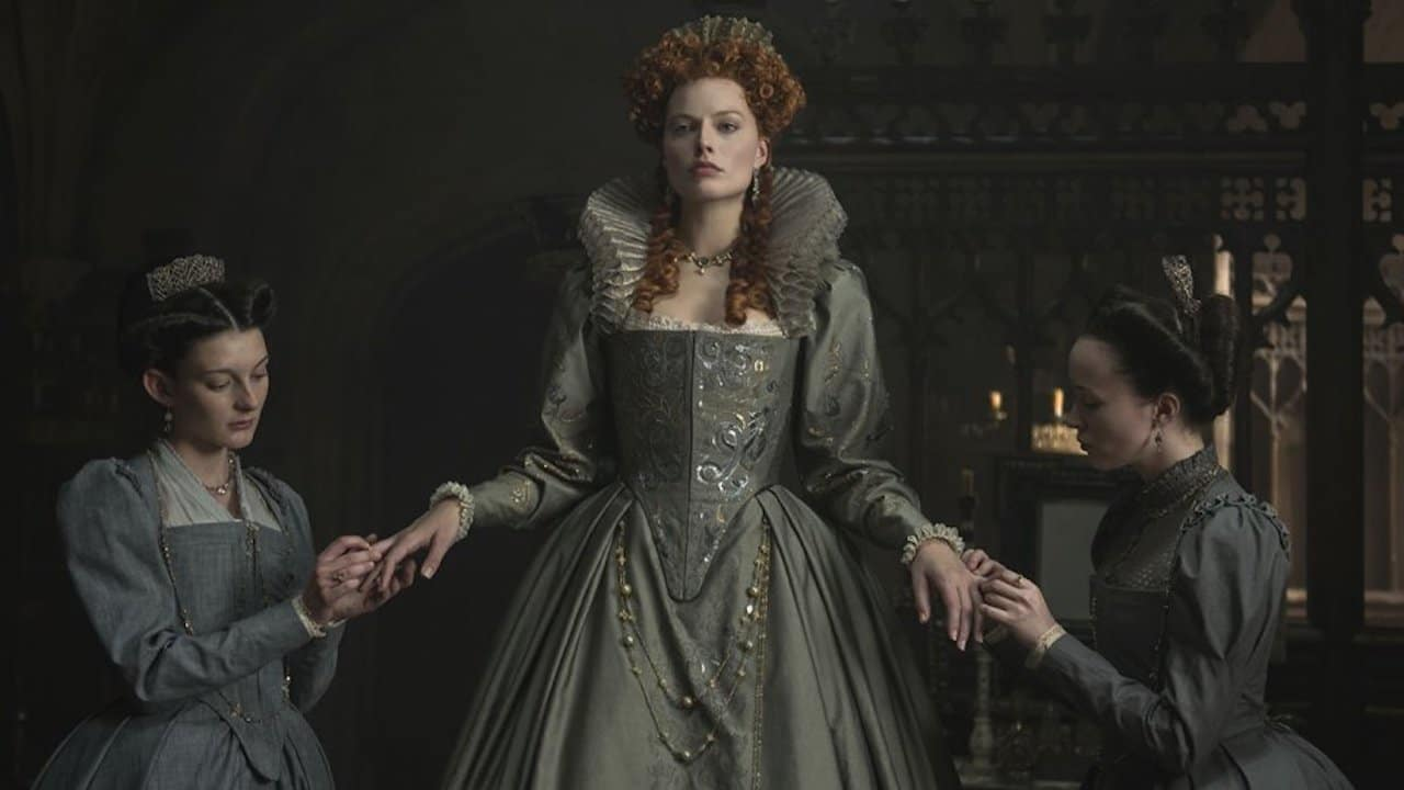 How to write a period drama - Mary Queen of Scots