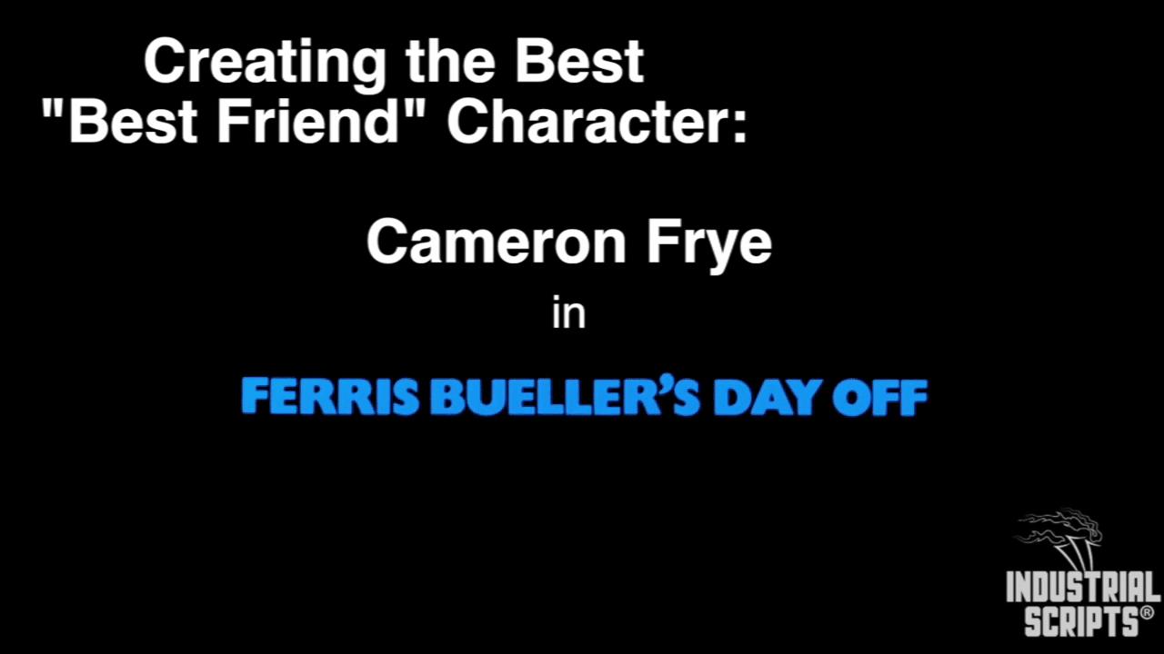 Cameron Frye in Ferris Buller's Day Off