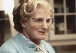 Absent Father Archetype Mrs Doubtfire