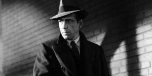 Hard Boiled Detective Maltese Falcon