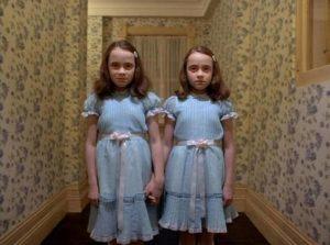 Creepy Twin Archetype The Shining
