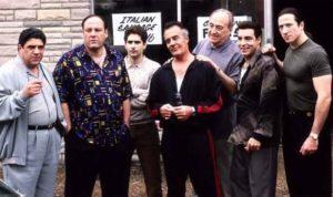 The Sopranos crime family