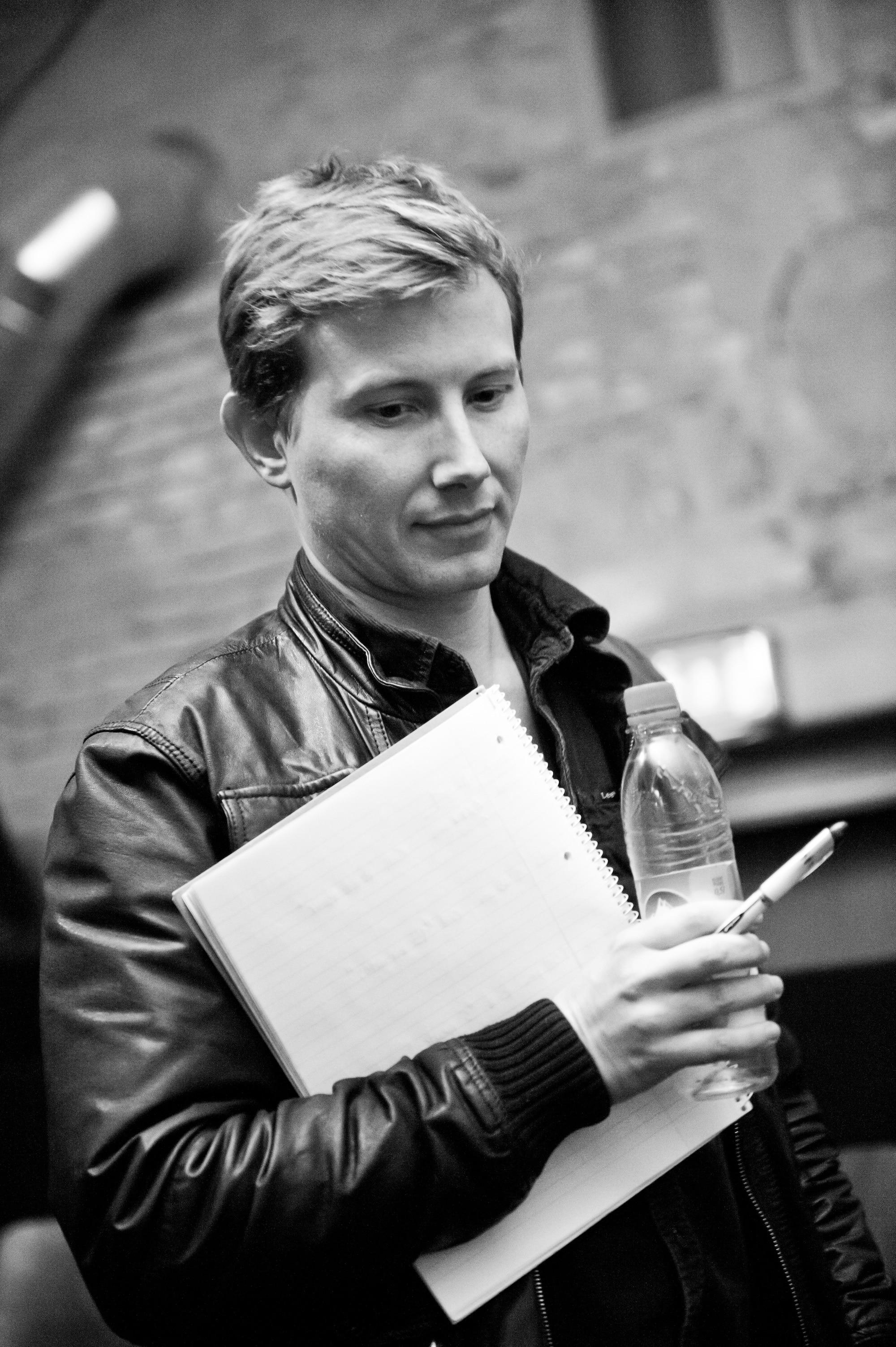 tom daley filmmaker industrial scripts