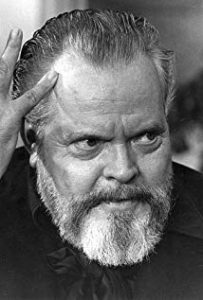 Orson Welles Writing Process