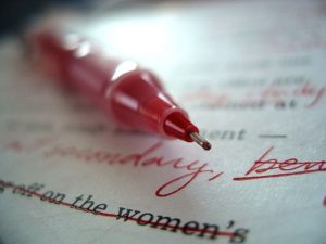 Scriptwriting - Feedback