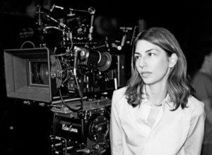 Sofia Coppola Writing Process