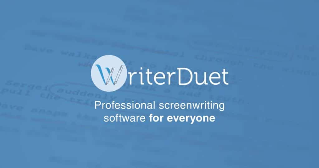 WriterDuet Logo