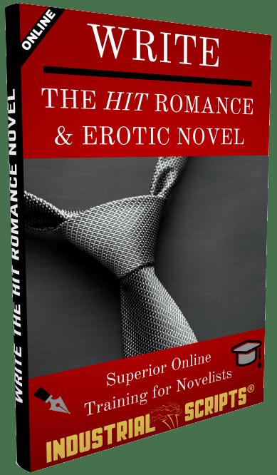 write romance novel