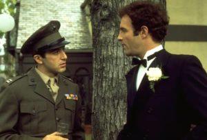 Godfather Movie Theme - Michael Corleone