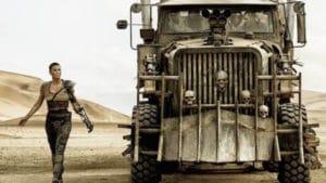 Mad Max War Rig Skull Foreshadowing