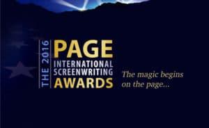The Page International Screenwriting Awards Logo
