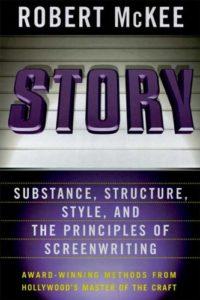 Robert Mckee Story Screenwriting Book for Filmmakers