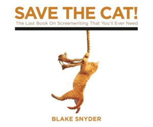Save The Cat Screenwriting Book for Filmmakers