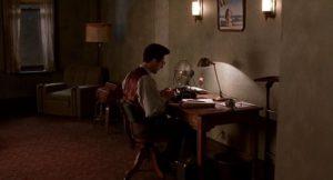Barton Fink, Writing First Draft