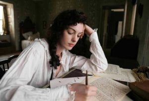 Becoming Jane First Draft Writing