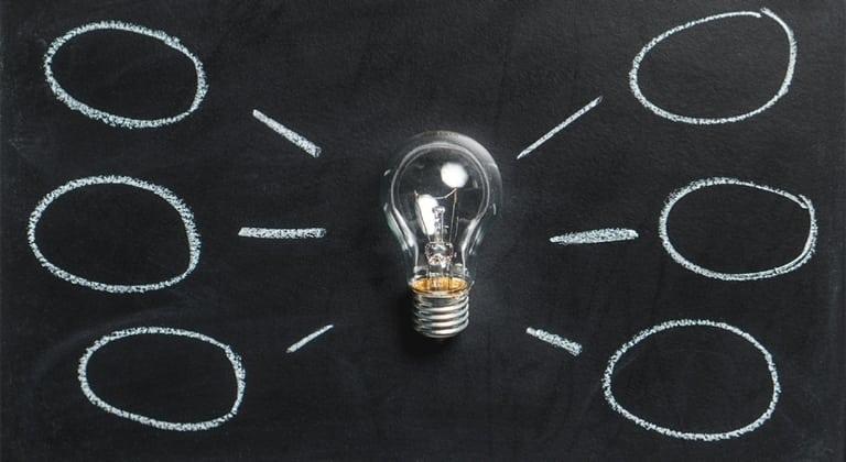 Controlling Idea Lightbulb