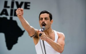 Freddie Mercury Biopic - Rami Malek