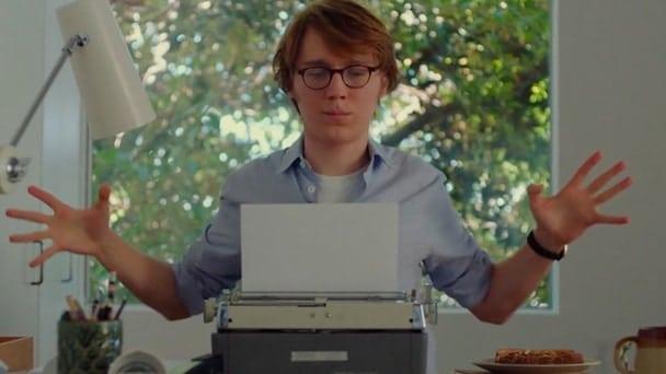 Paul Dano Typewriter Film Treatments