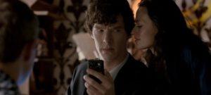 Sherlock A Scandal in Belgravia Red Herring