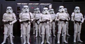 Stormtrooper Movie Tropes Bad Henchmen