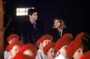 The X Files Red Museum