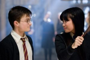 Harry Potter Cho Chang Subplot