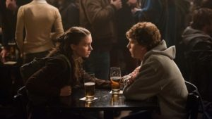 Social Network Show Don't Tell Dialogue